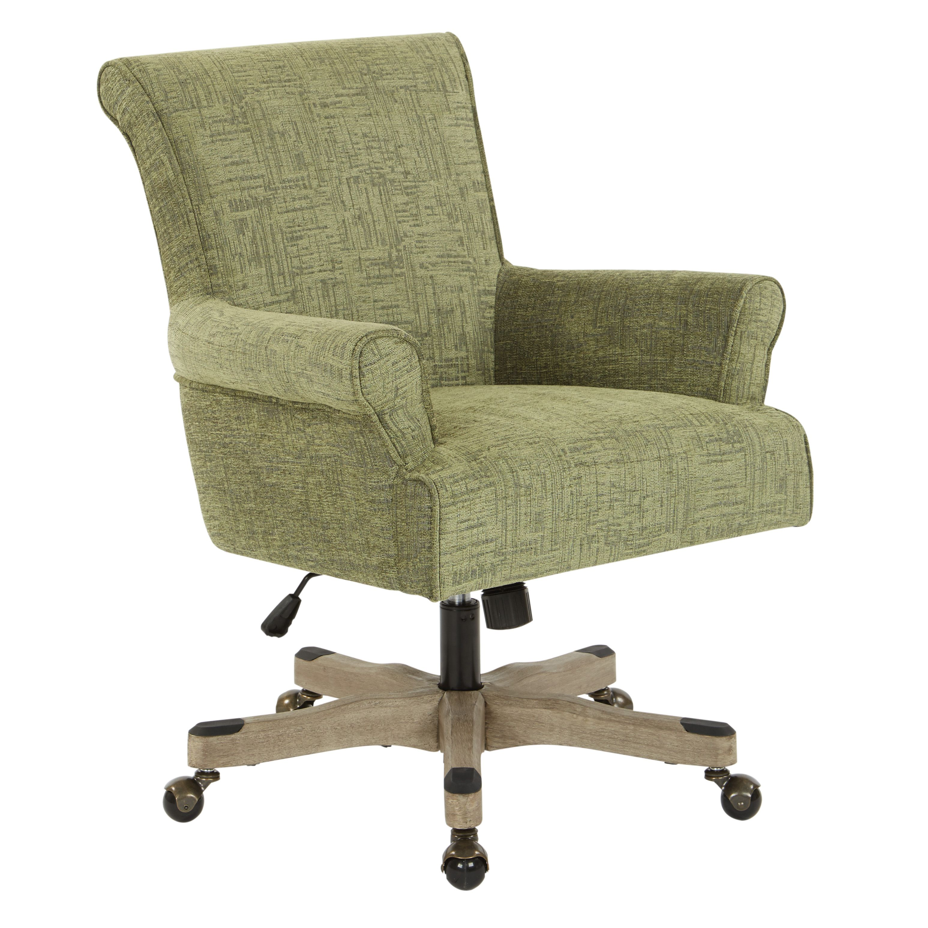 Megan Office Chair Walmart Com In 2020 Osp Home Furnishings Office Chair Contemporary Desk
