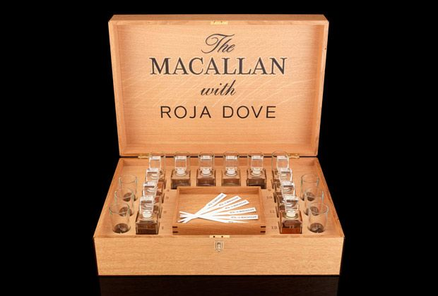 The Macallan and Roja Dove Sensory Experience  The master perfumer creates an olfactory experience as a unique educational tool for understanding the flavors of Scotch whisky Check out Gentleman's Cabinet and their Whisky and Cigar Master Classes all around Australia www.gentlemanscabinet.com.au