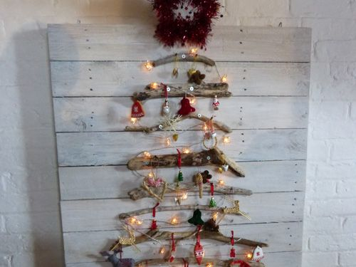 Driftwood Christmas Tree From Kirsties Handmade Head To Milners Of Leyburn See Our