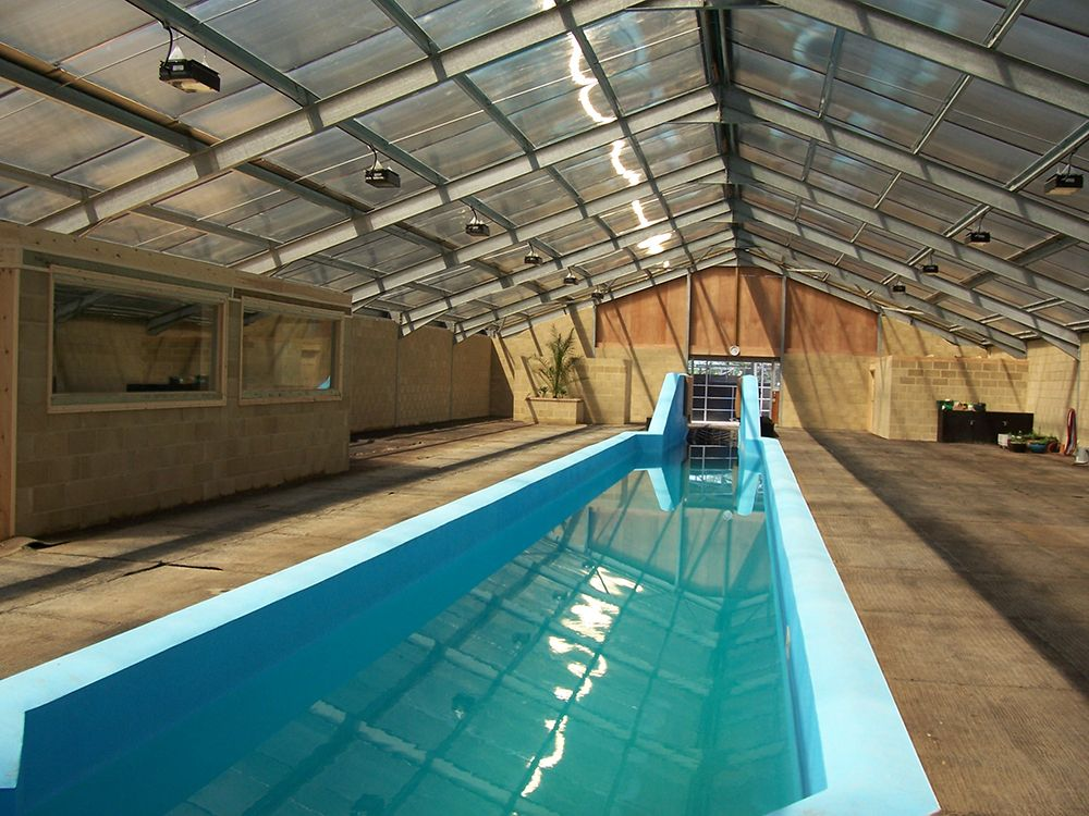 Horse Health A Hydrotherapy Center in England in 2020