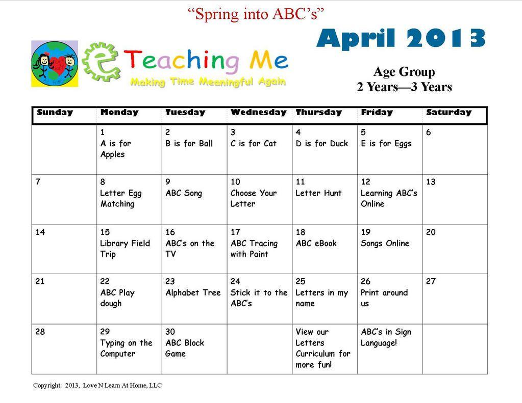 year old preschool lesson plans eteachingme on learning preschool calendar 2