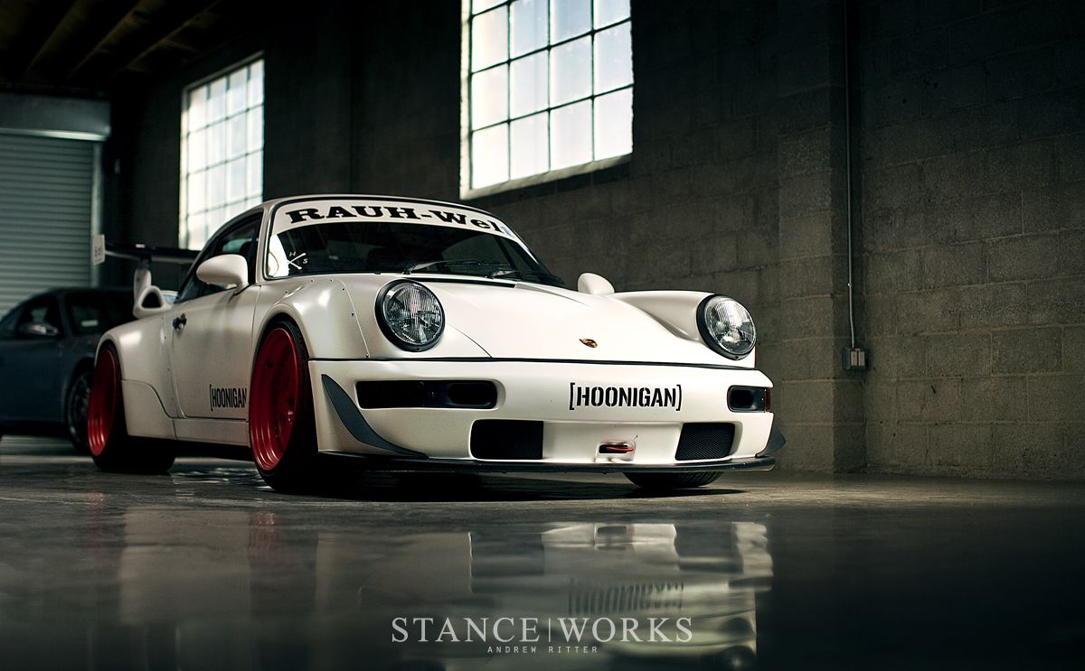 The Daily Grind A Look Behind The Scenes Rwb Porsche Classic Porsche
