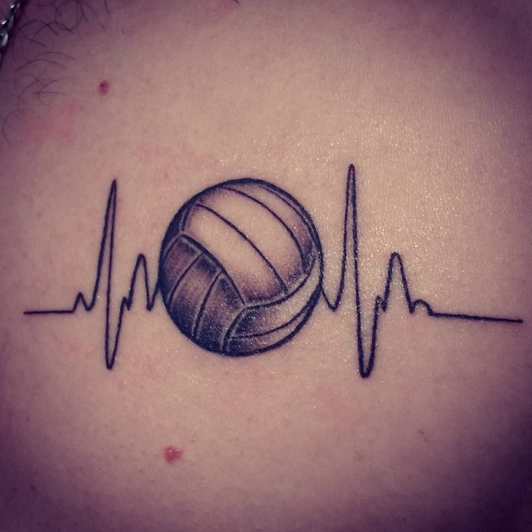 Nareszcie Tattoo Volleyballtattoo Volleyballplayer Volleyball Tattooboy Boy Tak Cudownie Volleyball Tattoos Volleyball Drawing Volleyball Wallpaper