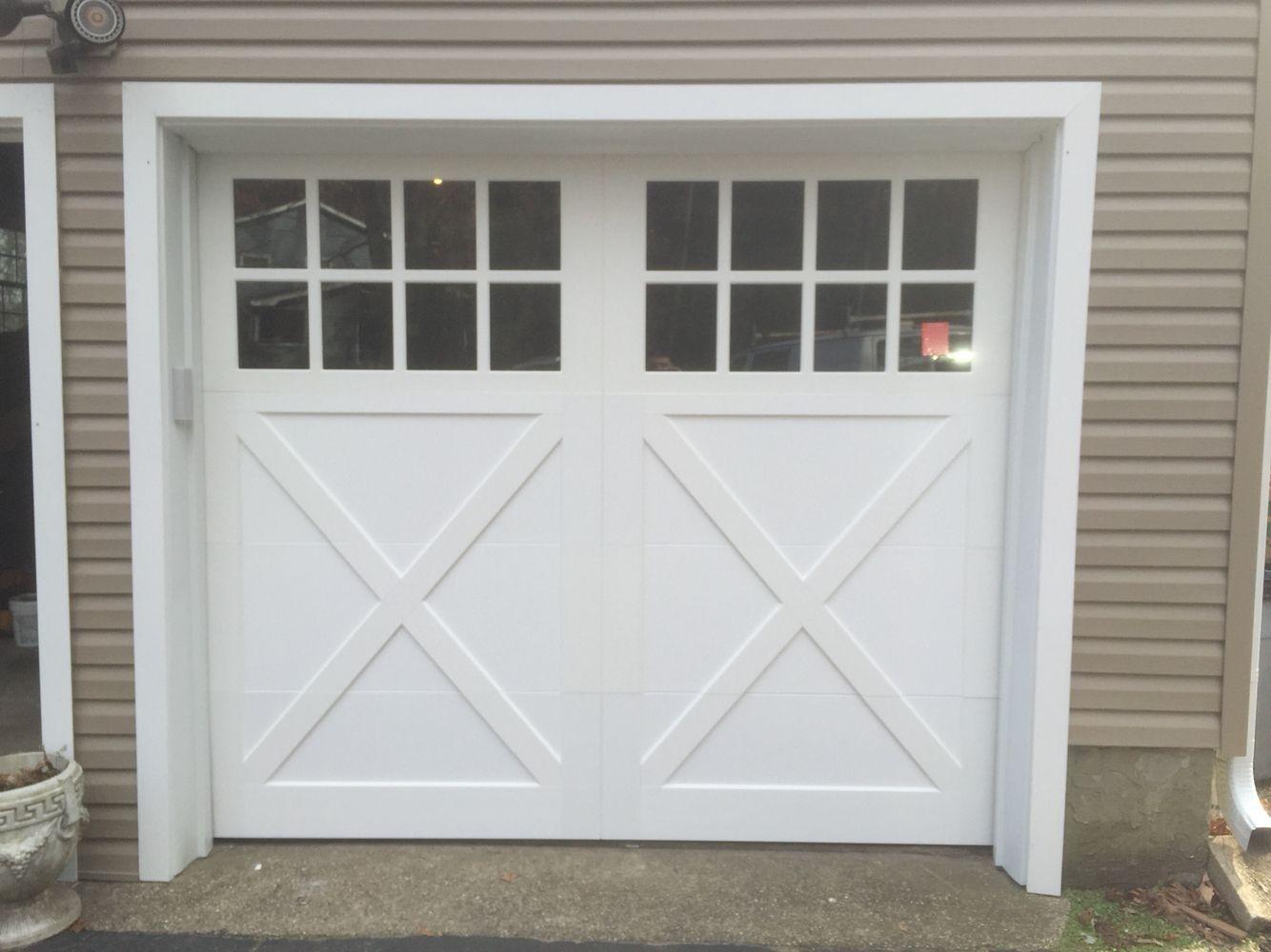Fimbel Ads American Legends Collection Carriage Garage Doors Outdoor Decor Decor