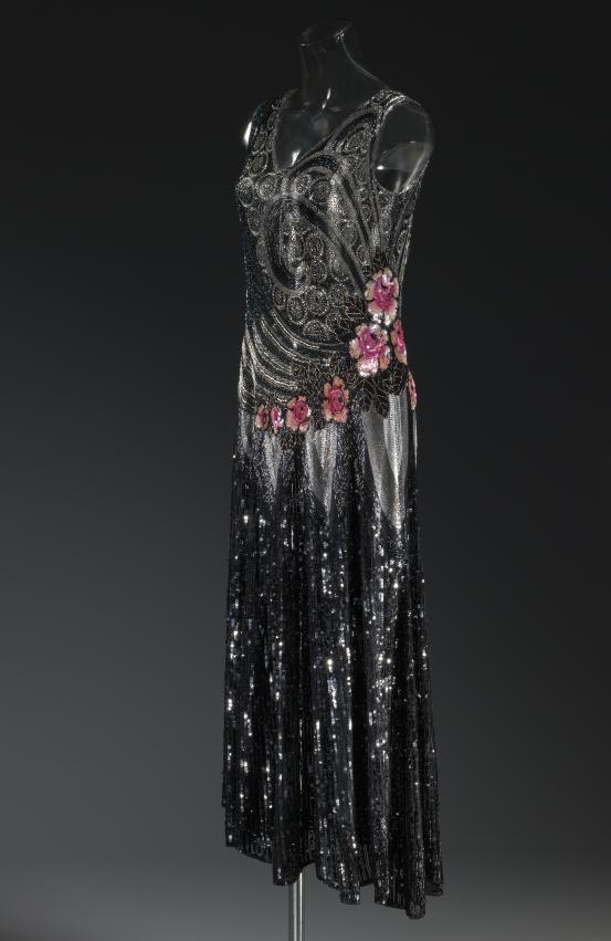 Dance dress  (c. 1925) France