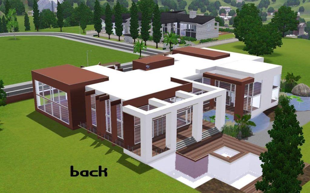 Sims 3 Houses Floor Plans | House plans mansion, Bungalow ...