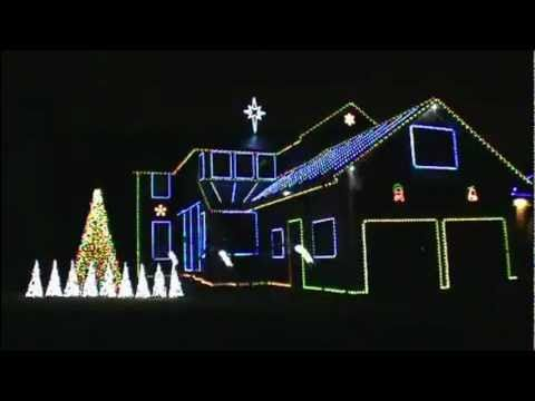 The 10 Best Christmas Light Shows Compiled From Youtube. In the ...