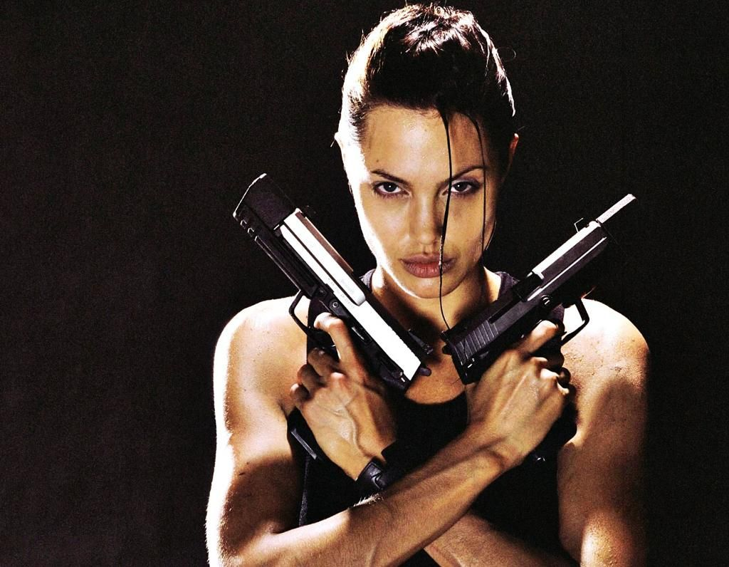 What's your favourite Angelina Jolie movie? Tomb Raider, Changeling, Hackers  - DigitalSpy.com I want to buy this
