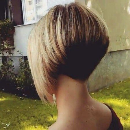Trendy Short Haircuts For Women With Images Short Stacked Bob Haircuts Trendy Short Haircuts Short Stacked Bob Hairstyles