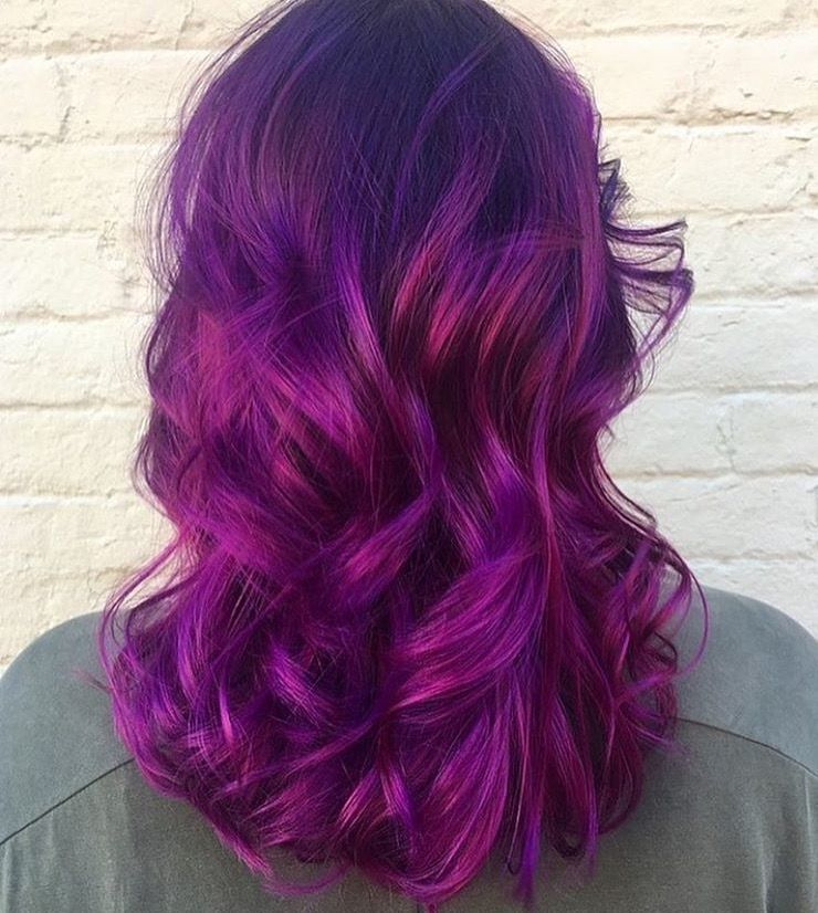 Pin by Kim P on coiffures Ombre hair color, Hair styles