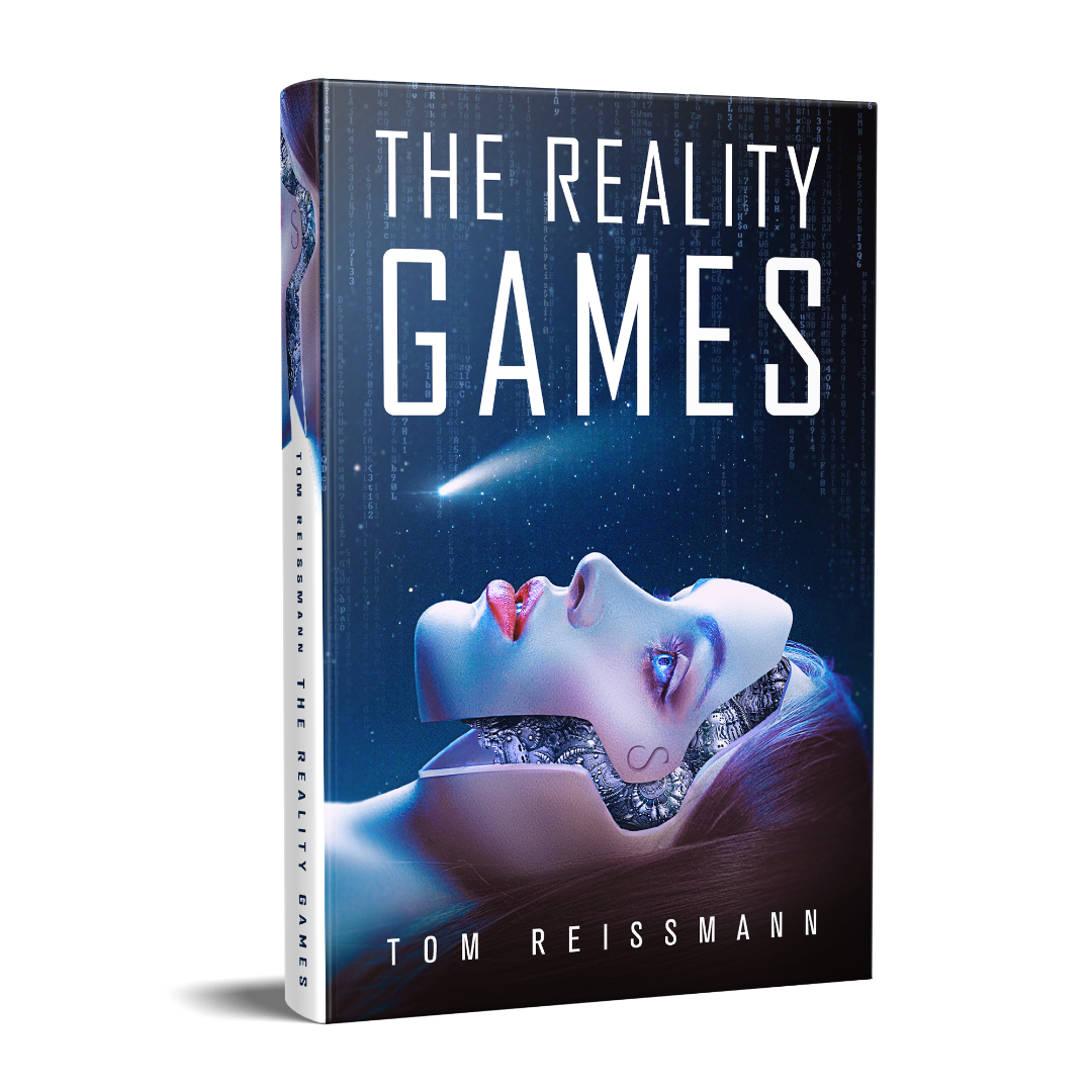 The Reality Games In 2020 Sci Fi Novels Reality Fiction