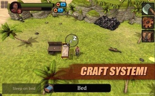 survival island game apk mod