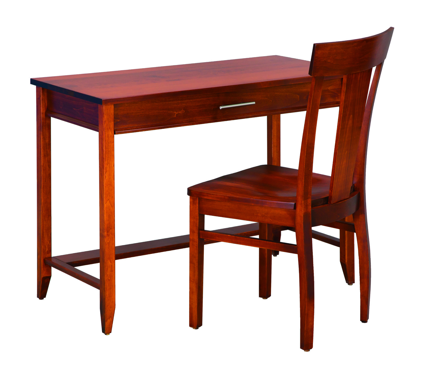 New Contemporary Writing Desk Handcrafted From Solid Hardwoods No Particle Boards Or Composites Country Lane Fu Furniture Lane Furniture Furniture Design
