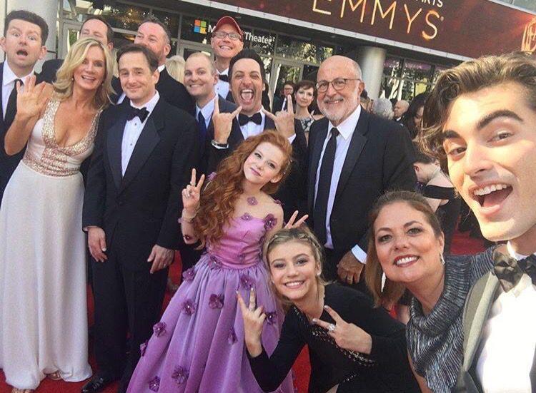 G Hannelius / Francesca Capaldi / Blake Michael / Beth Littleford