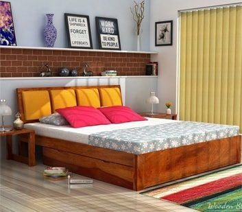 Furniture Design For Bedroom In India Alluring Buy #bedroom #furniture #online From Wooden Streetmodern Design Decoration