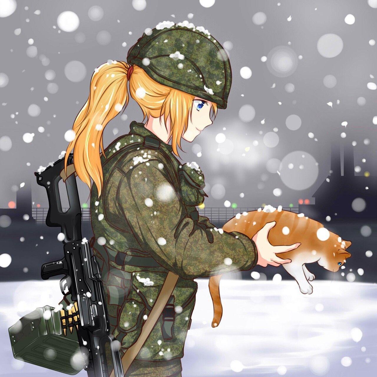 Аниме русские картинки
