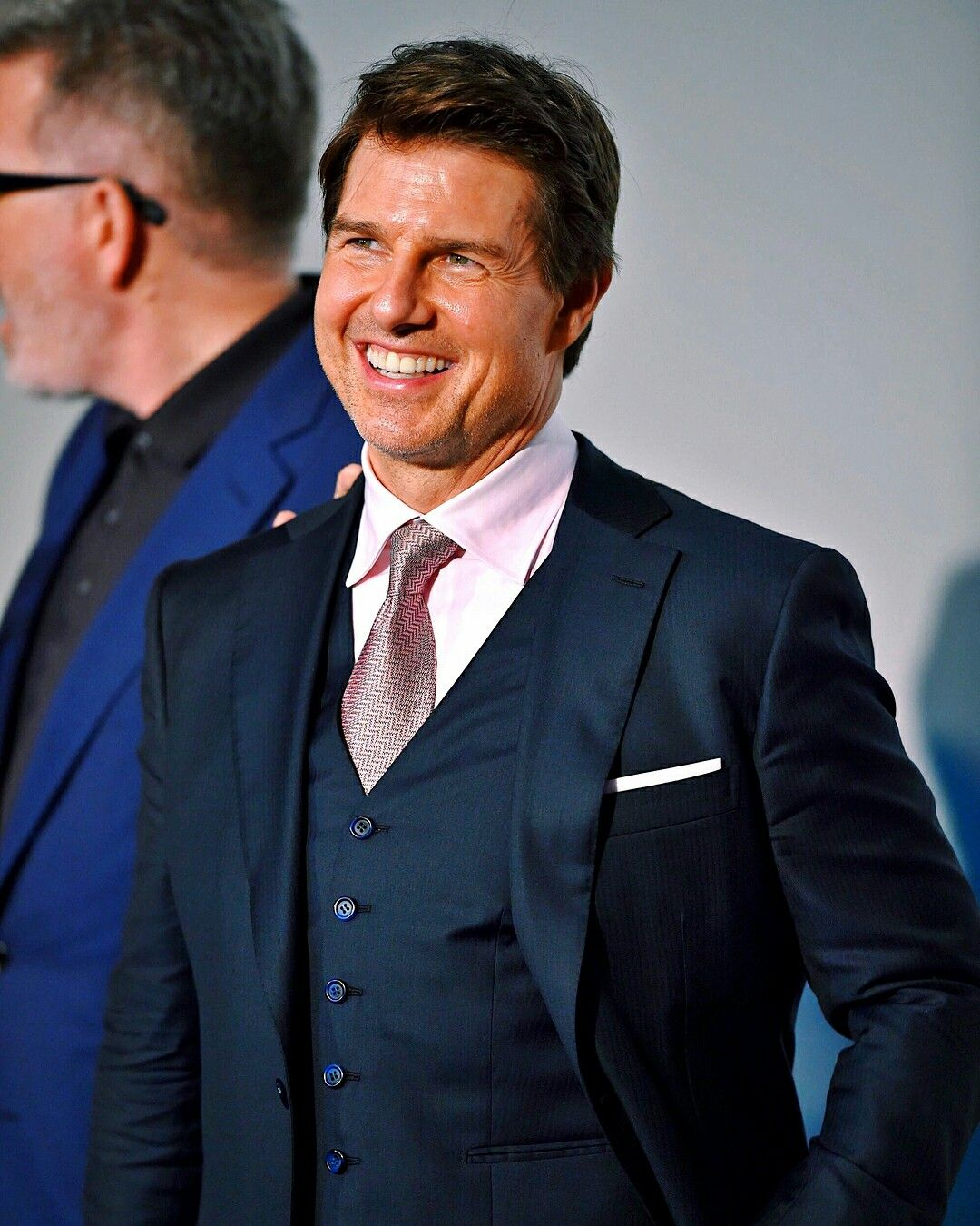 Tom Cruise 2018 Mission Impossible Fallout Tokyo Premiere Cr Tomcruisefansofficial Instagram
