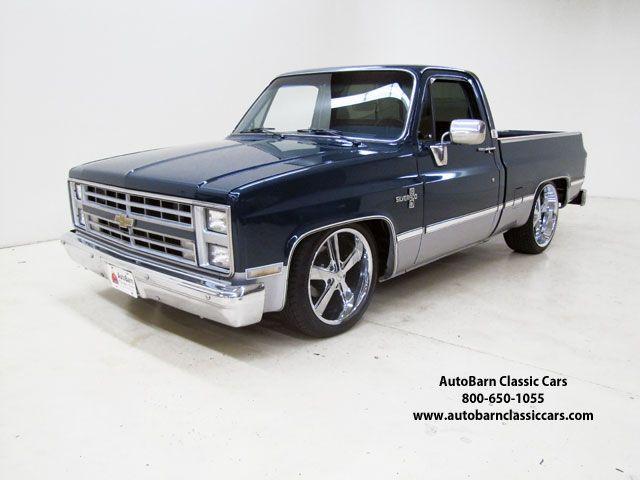 chevrolet pick up 1986 en venta