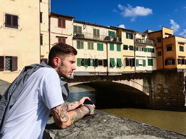 Love this City! . . . #Firenze #Italia #tattoo #피렌체