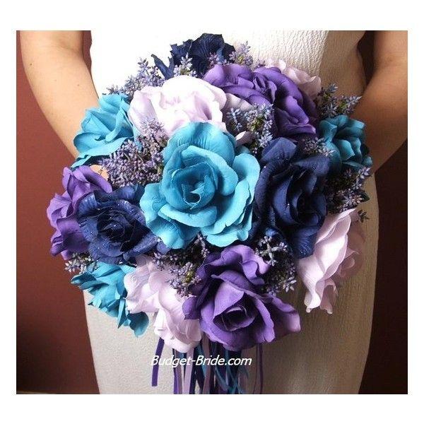 wedding / malibu blue flowers for a wedding - Bing Images ❤ liked ...