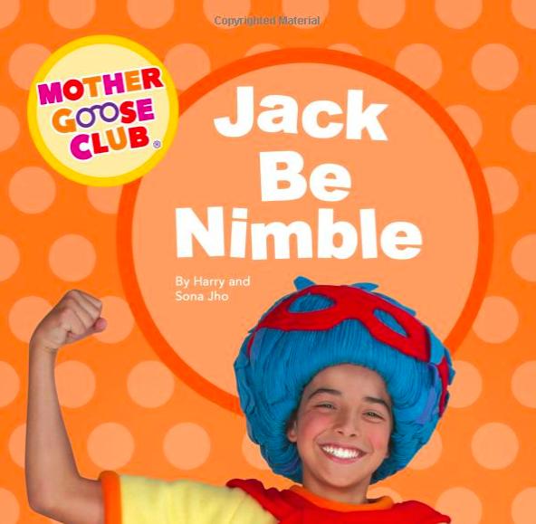 Mother Goose Club Board Book Jack Be Nimble Mother Goose Board Books Mother