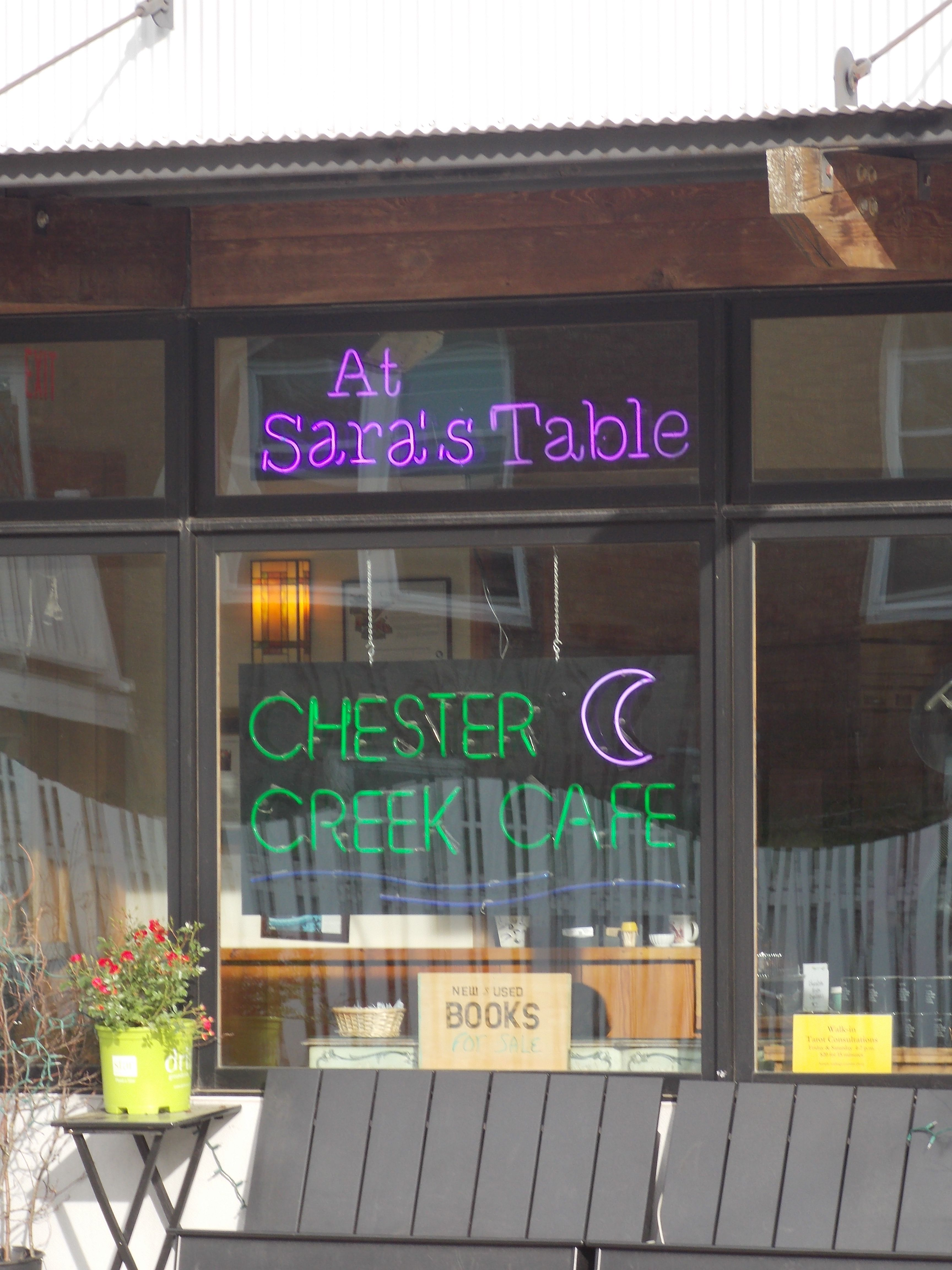 At Sara S Table Chester Creek Cafe In Duluth Mn