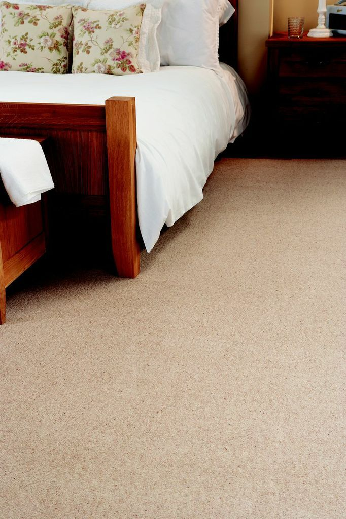 Axminster Carpet - Moorland Heather -  Cornish Cream