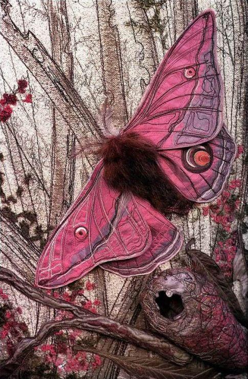 Gallery.ru / Фото #1 - Текстильная скульптура австралийской художницы Аннемиеке Мей - SushkoMarina
