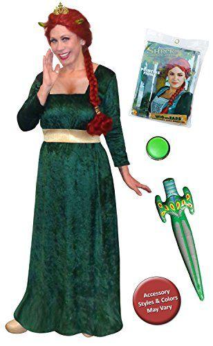 Adult fiona plus size costumes photos 416