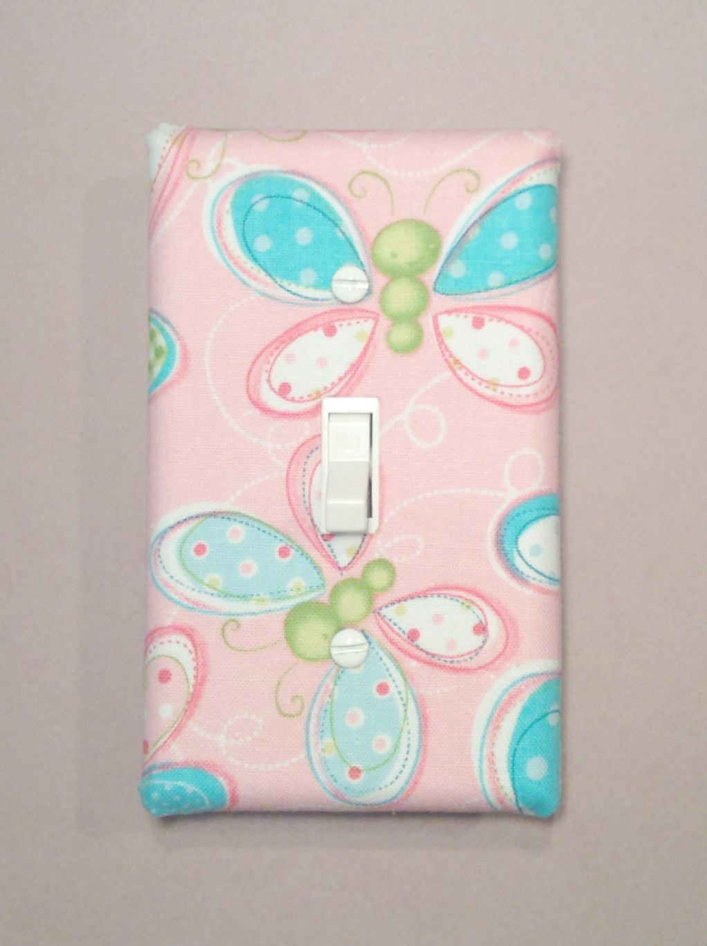 Butterfly Garden Switchplate Switch Plate Light Switch Cover