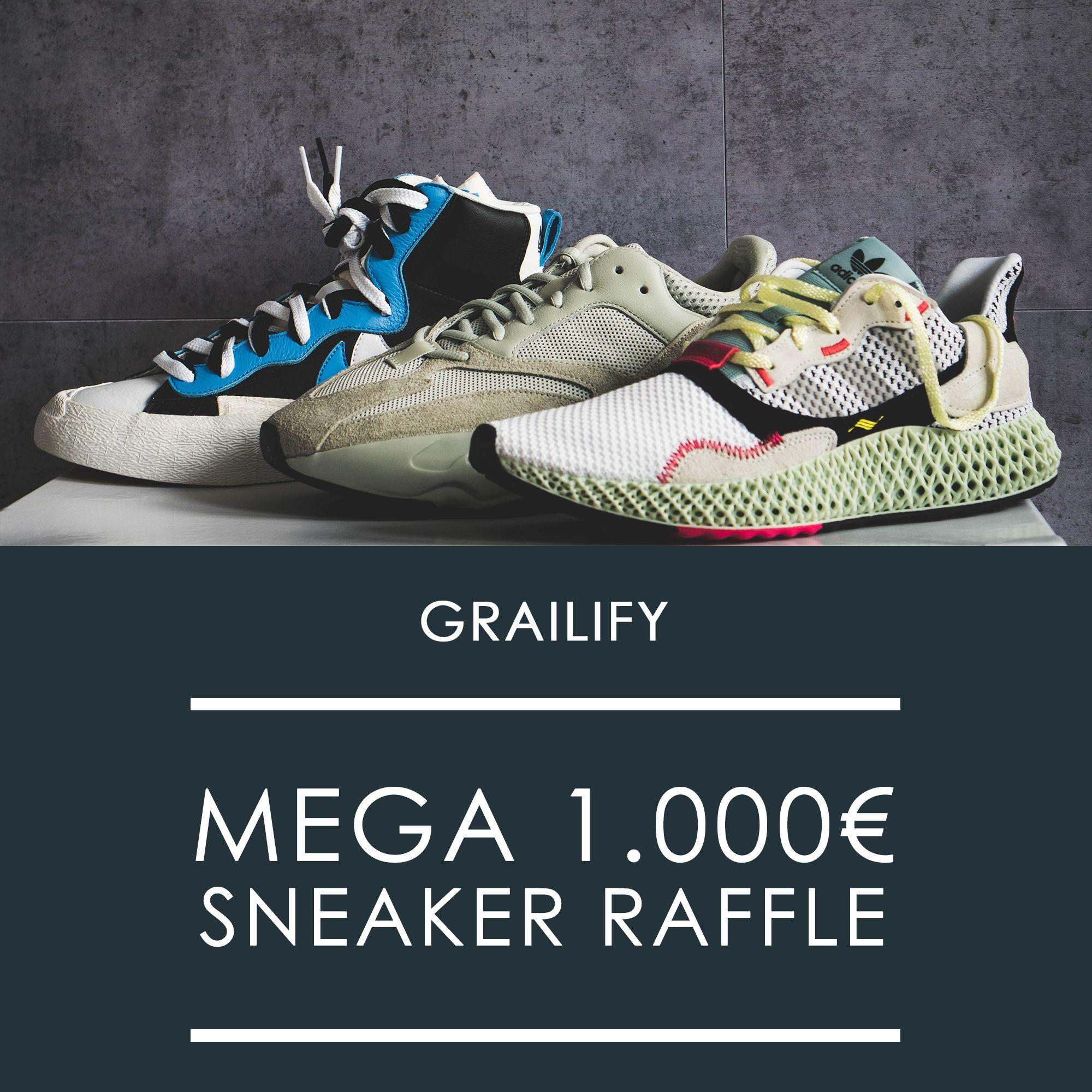 Der Beitrag Mega 1000€ Raffle! erschien zuerst auf