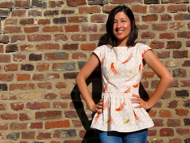 nette: BurdaStyle magazine 08/12 model no.133