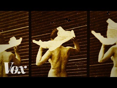 Vox: How the first nude movies were made - They are surprisingly old...and amazingly candid. Eadweard Muybridge was fascinating, completely bizarre, and undoubtedly a genius. This is how he photographed incredible subjects in all different conditions.
