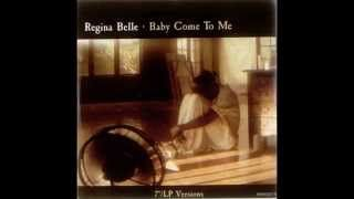 baby come to me regina belle - YouTube