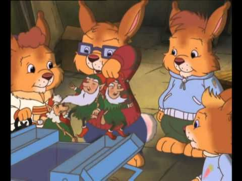 the bellflower bunnies a christmas tail christmas videos christmas cartoons christmas movies - A Christmas Tail