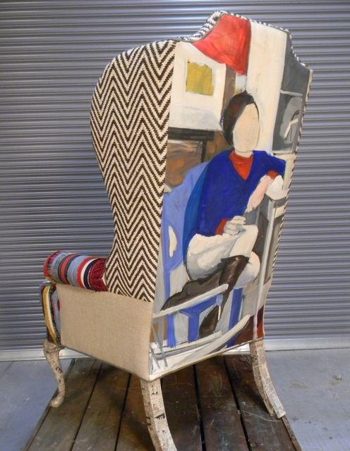 Nice One Kings Lane Happy Chair | Happy Chair By Shawna Robinson.... Need