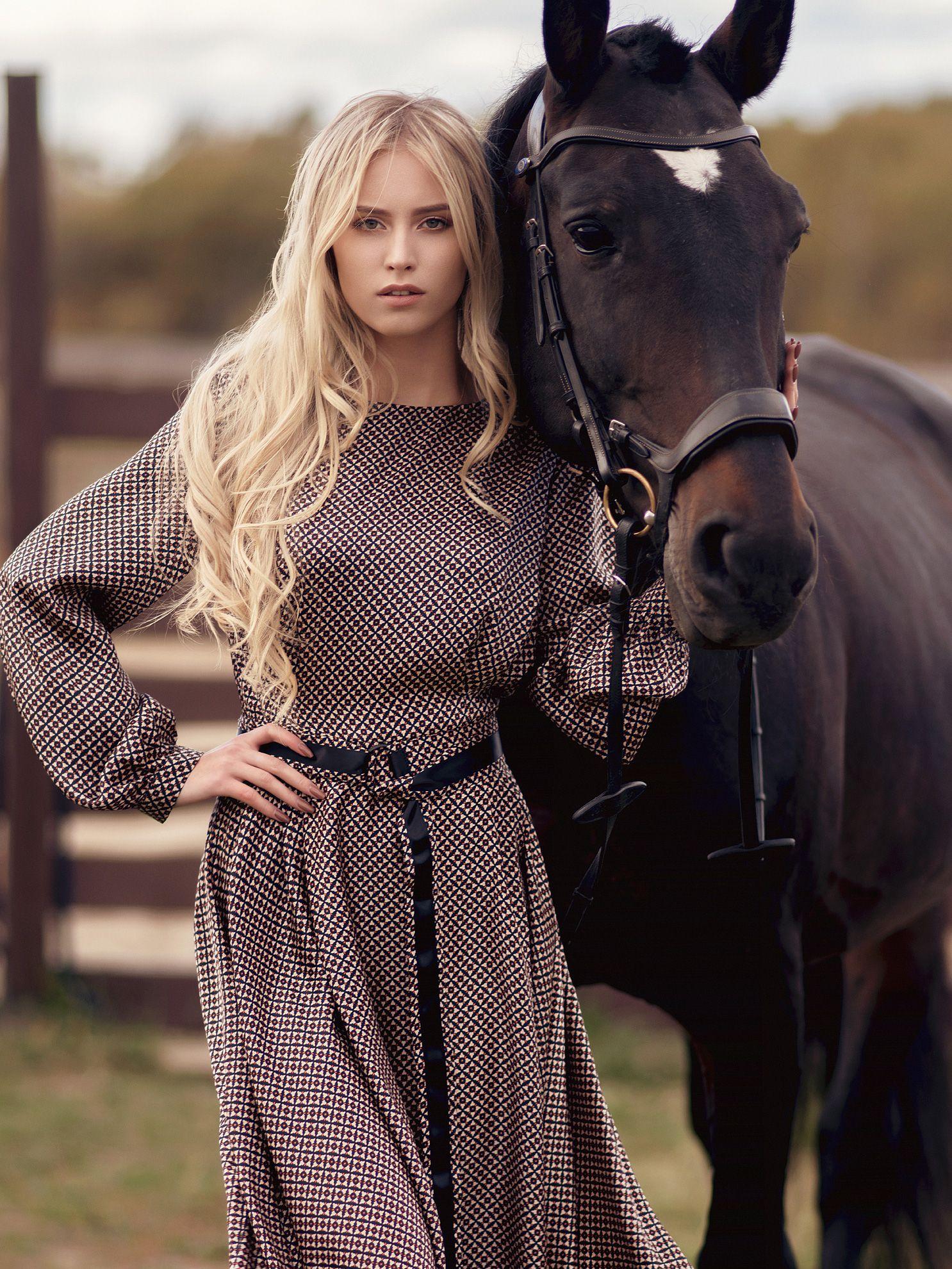 Фотосессия с лошадью | Horse photo shoot | Лошадь и ...