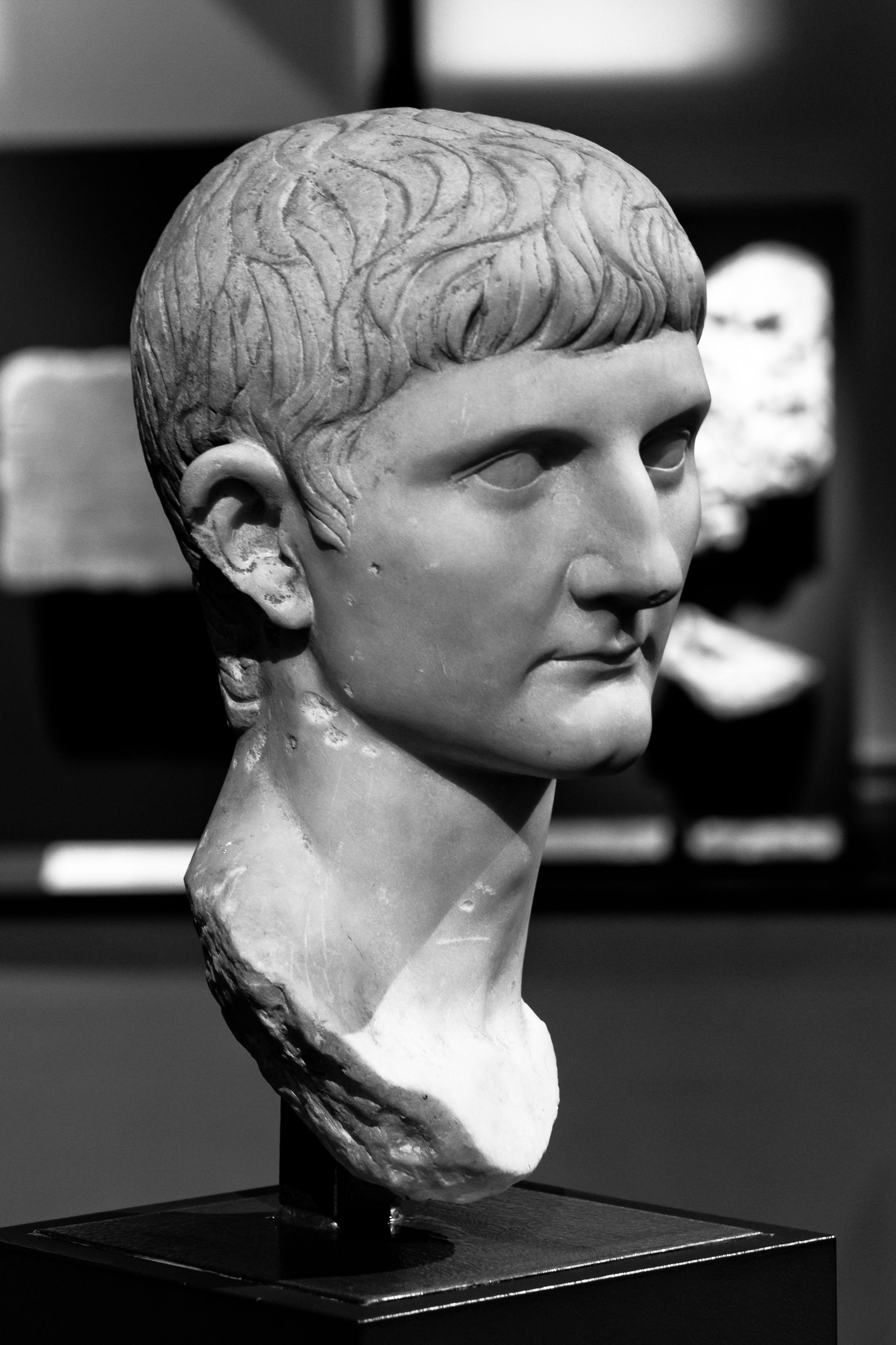 Germanicus Julius Caesar 24 May 15 Bc 10 October Ad 19