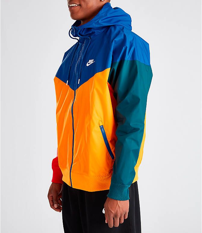 NIKE Windrunner Hooded Jacket