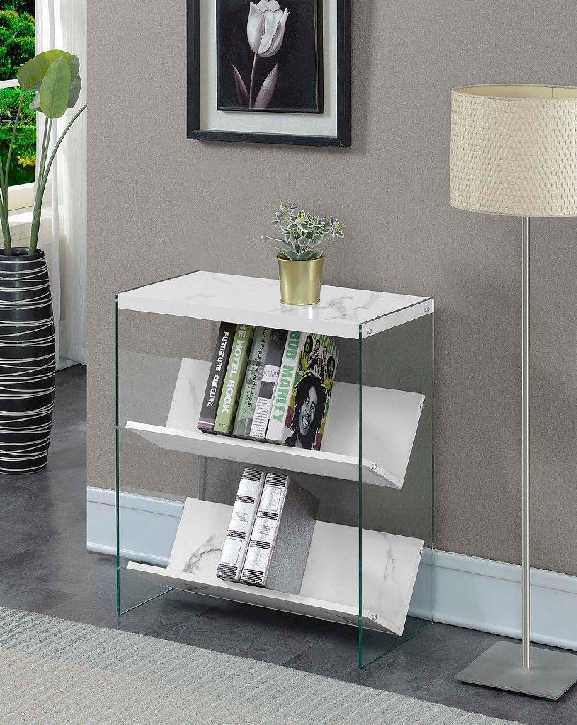 Soho Bookcase Convenience Concepts 131559wm Bookcase