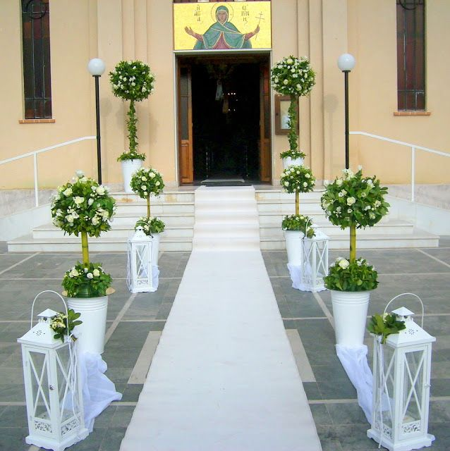 Flowers For Church Wedding Ceremony: Weddings-Rosetta Eventi In 2019