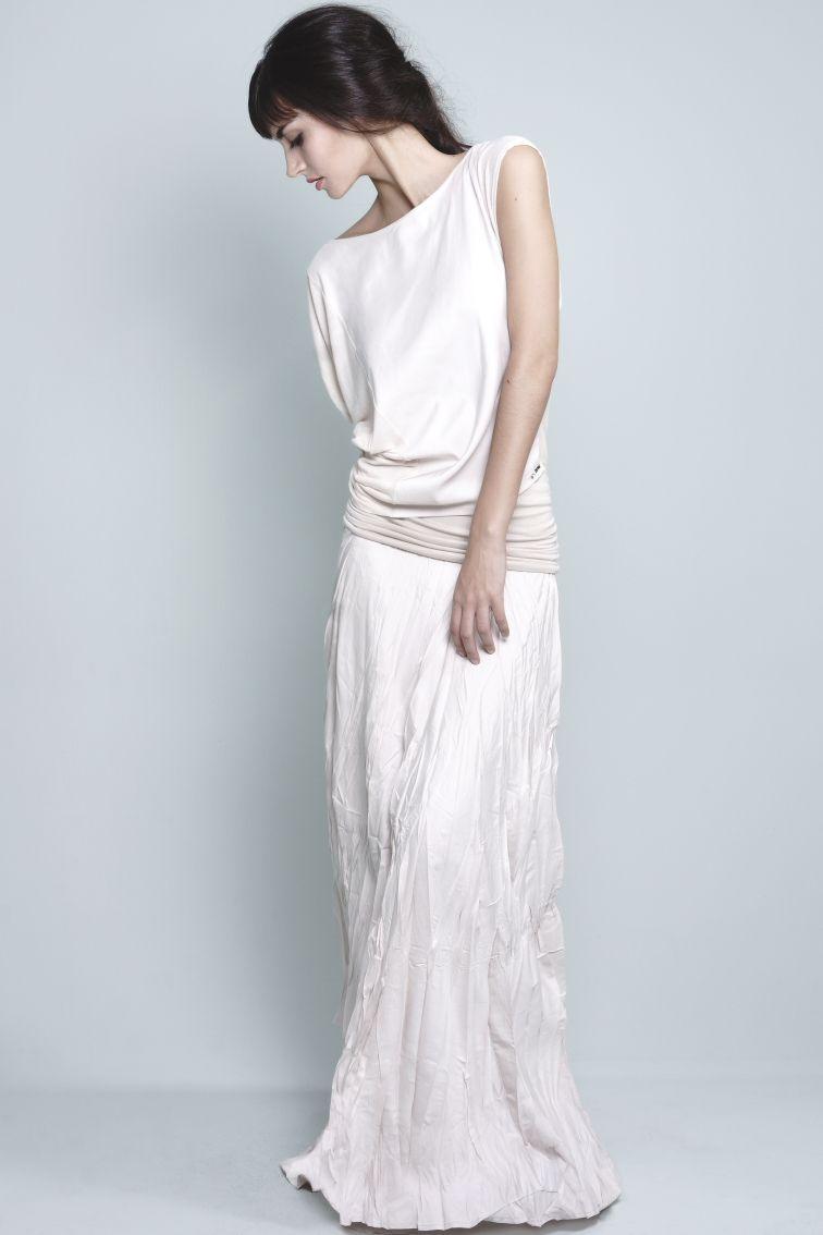 Blusa cromo,falda cygnus   My Style   Pinterest   Vestidos, Stylish ...