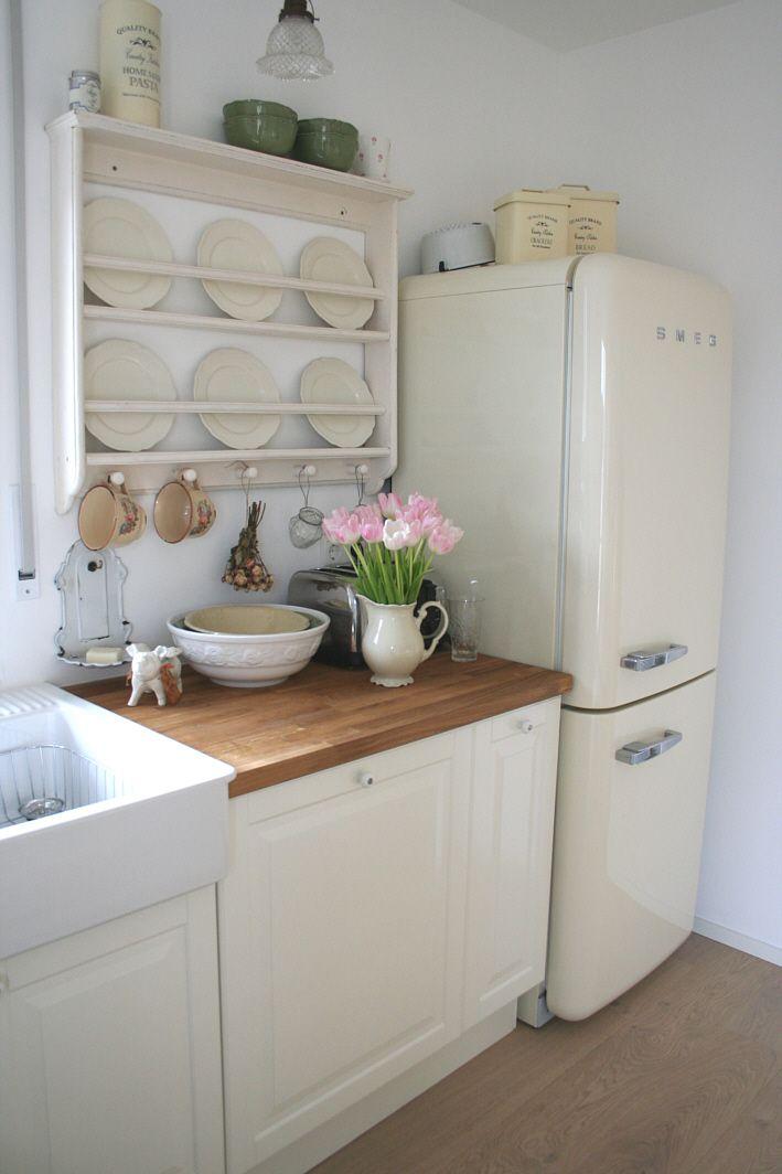 k chenromantik wohnen und garten foto wohnen. Black Bedroom Furniture Sets. Home Design Ideas