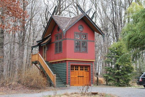 Mountainvagabond small livingtiny house also nice addition or guest idea home tiny cottages rh pinterest