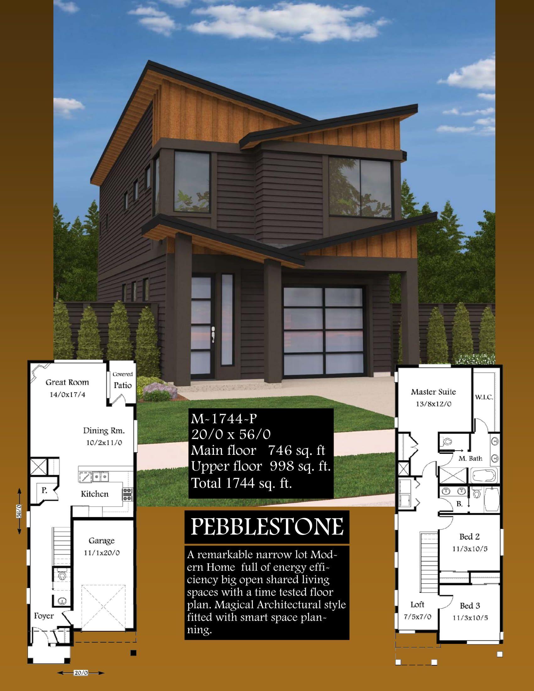Pebblestone Small House Plan Small House Plans Contemporary House Plans Minimalist House Design