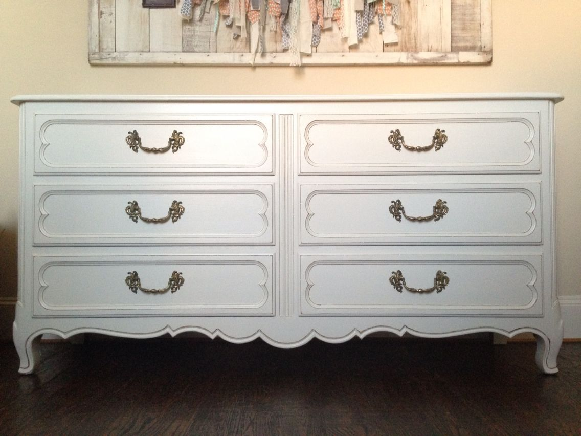 General Finishes Antique White.
