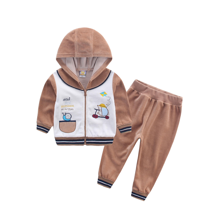 b1792e21a1e Aliexpress.com  Comprar 2018 niños trajes ropa infantil ropa del bebé del  juego del