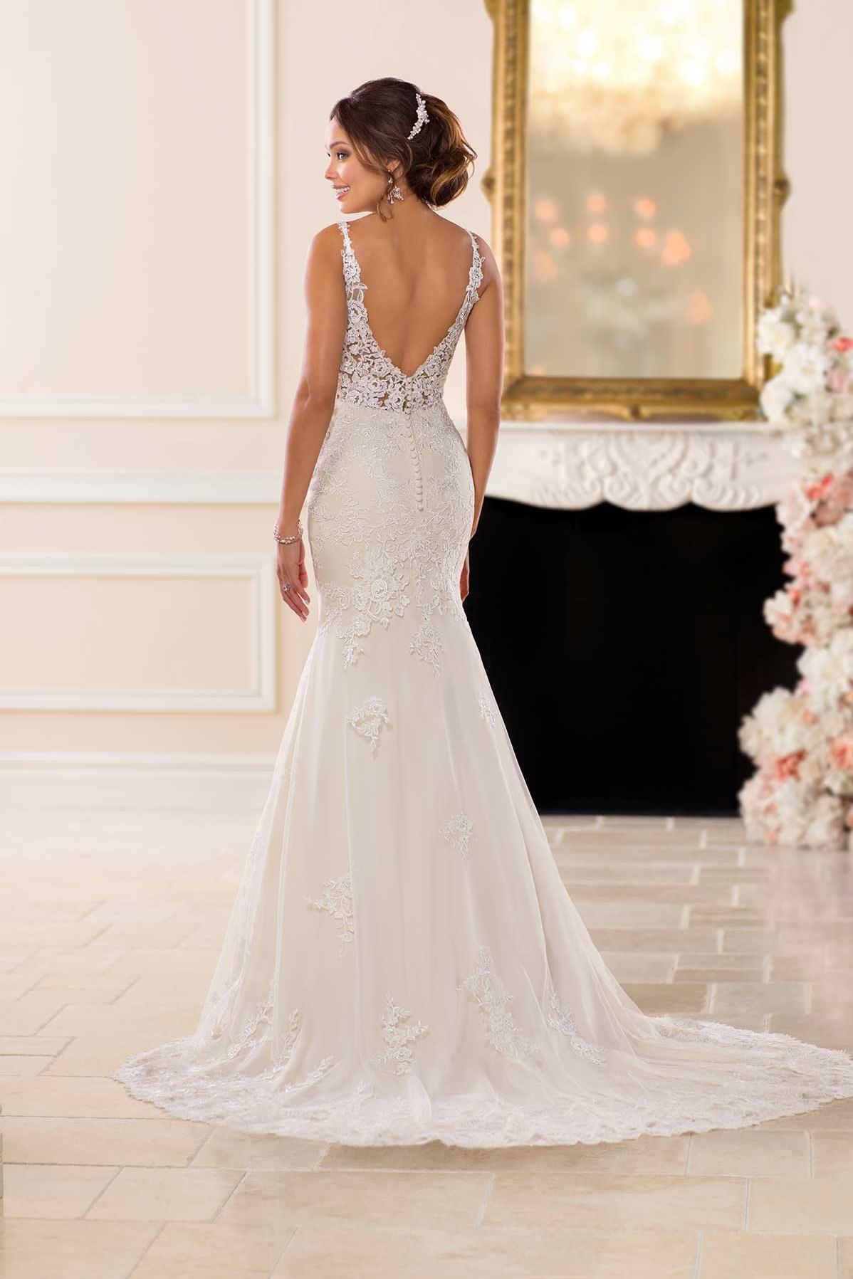 6677 wedding dress from stella york hitchedcouk