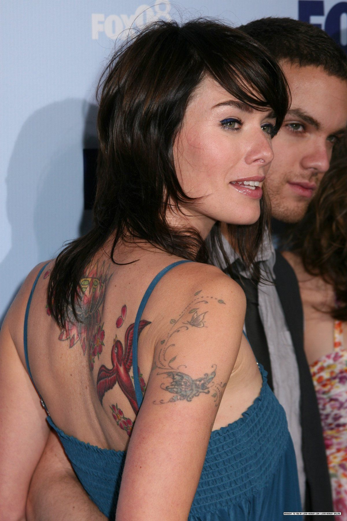 Lena And Her Tattoos Hair And Makeup Lena Headey