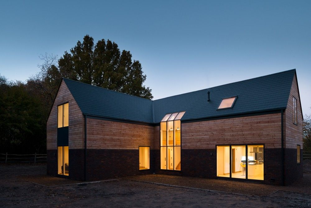 Malthouse Farm Kent Country House Inside Out Architecture Architecture Scandinavian Architecture Architecture House